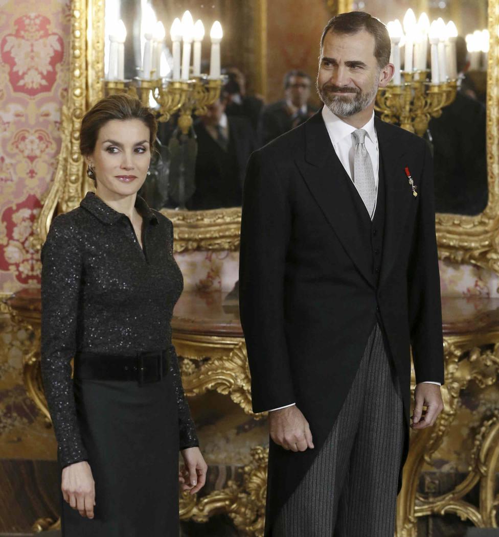 La Familia Real envía un telegrama dando el pésame a la viuda de Arturo Fernández