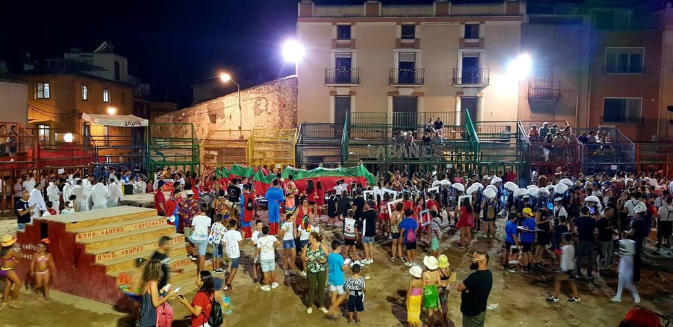 Fiestas Cabanes