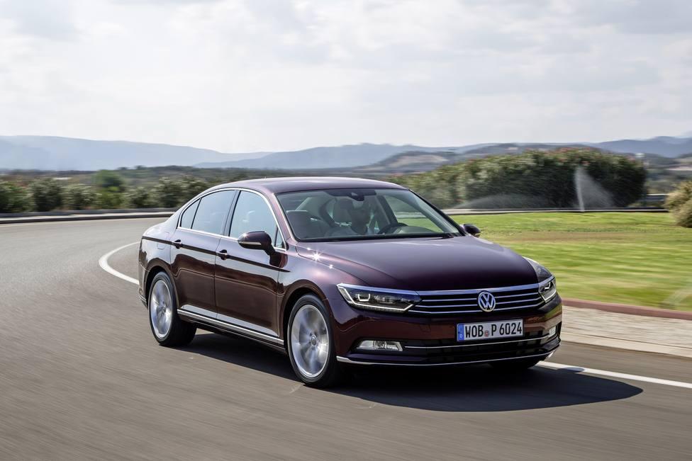 Las ventas mundiales de la marca Volkswagen caen un 3,3% en julio, hasta 489.000 unidades