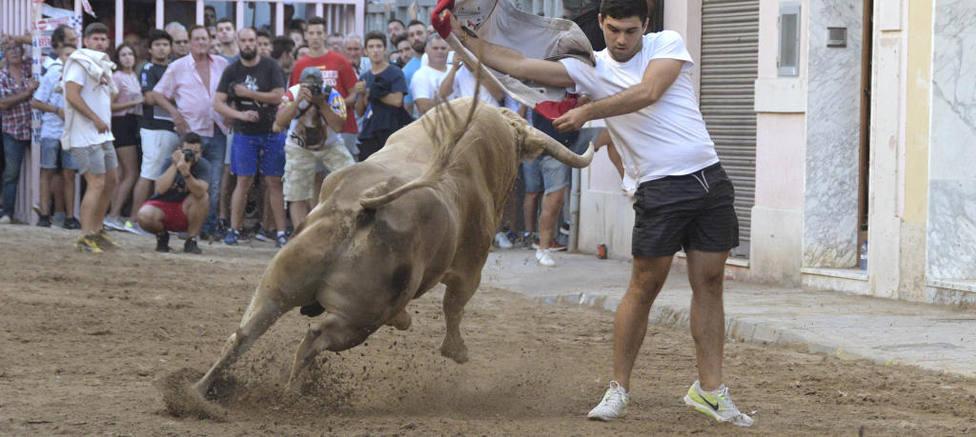 Fallece por una cornada un varón durante las fiestas del Torico de la localidad valenciana de Chiva