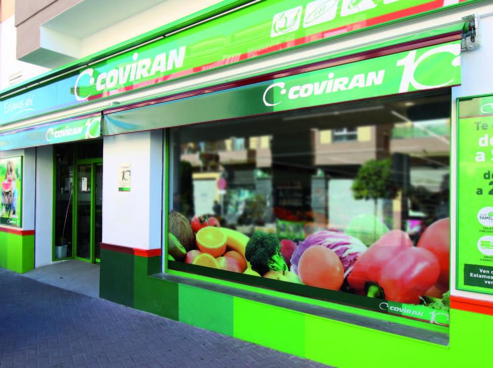 Covirán refuerza su presencia en Portugal con siete nuevos supermercados abiertos en los tres últimos meses