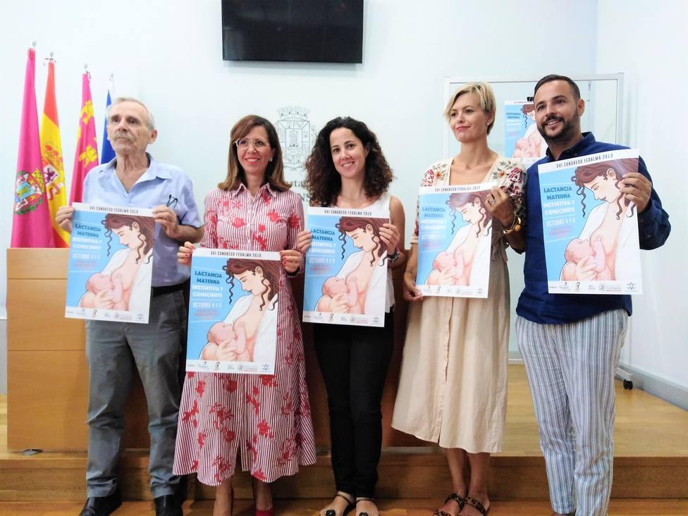 Cartagena acogerá el XVI Congreso Nacional de Lactancia Materna