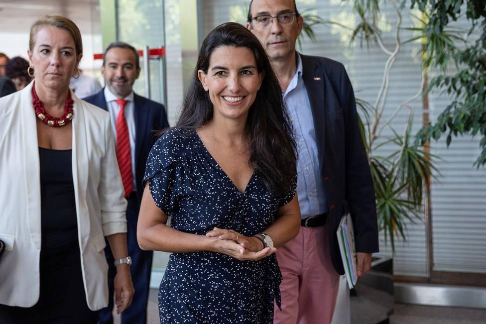 Vox sugiere que la Comisión de la Mujer en la Asamblea de Madrid sea también del Hombre
