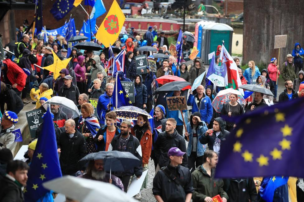 El Reino Unido se prepara para una ruptura de las conversaciones con la UE