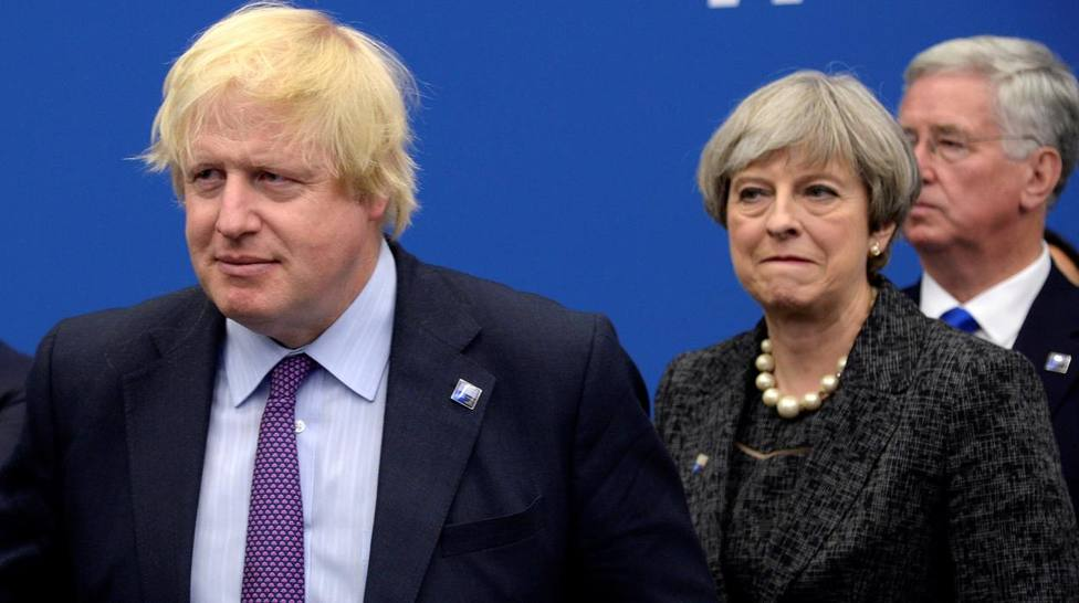 ¿En qué se diferencian los acuerdos de Boris Johnson y Theresa May?