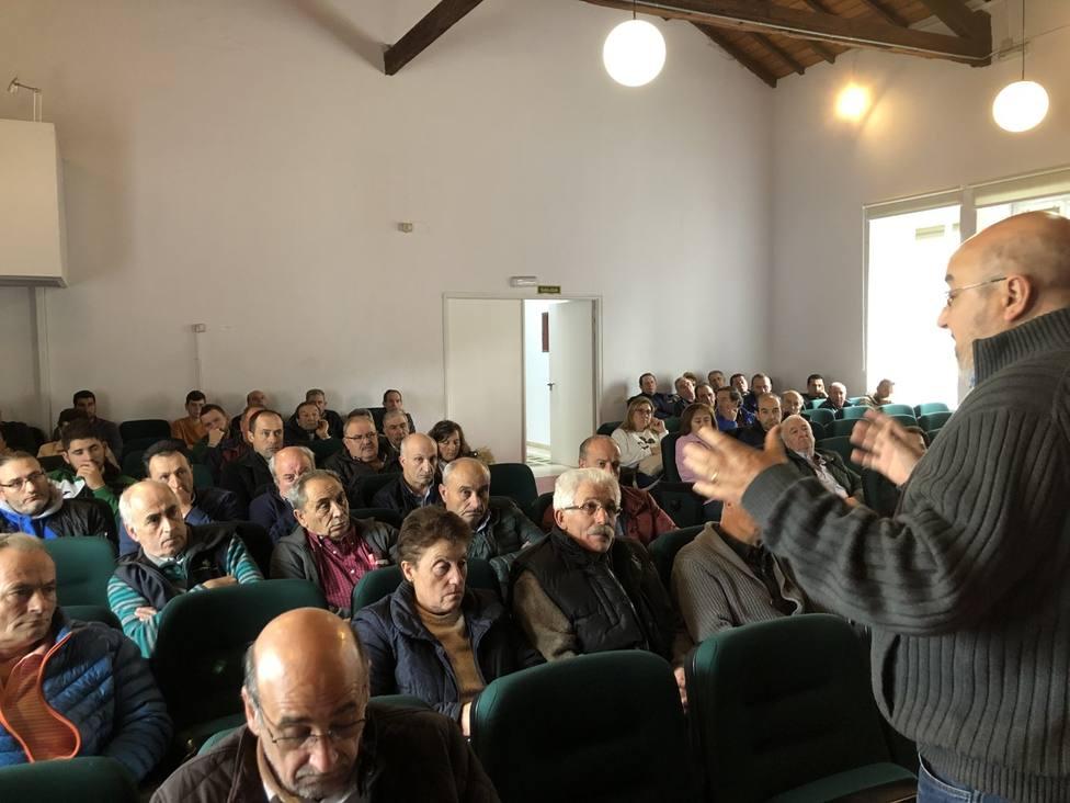 UU.AA inicia en Sarria una campaña para lograr indemnizaciones de industrias multadas por competencia