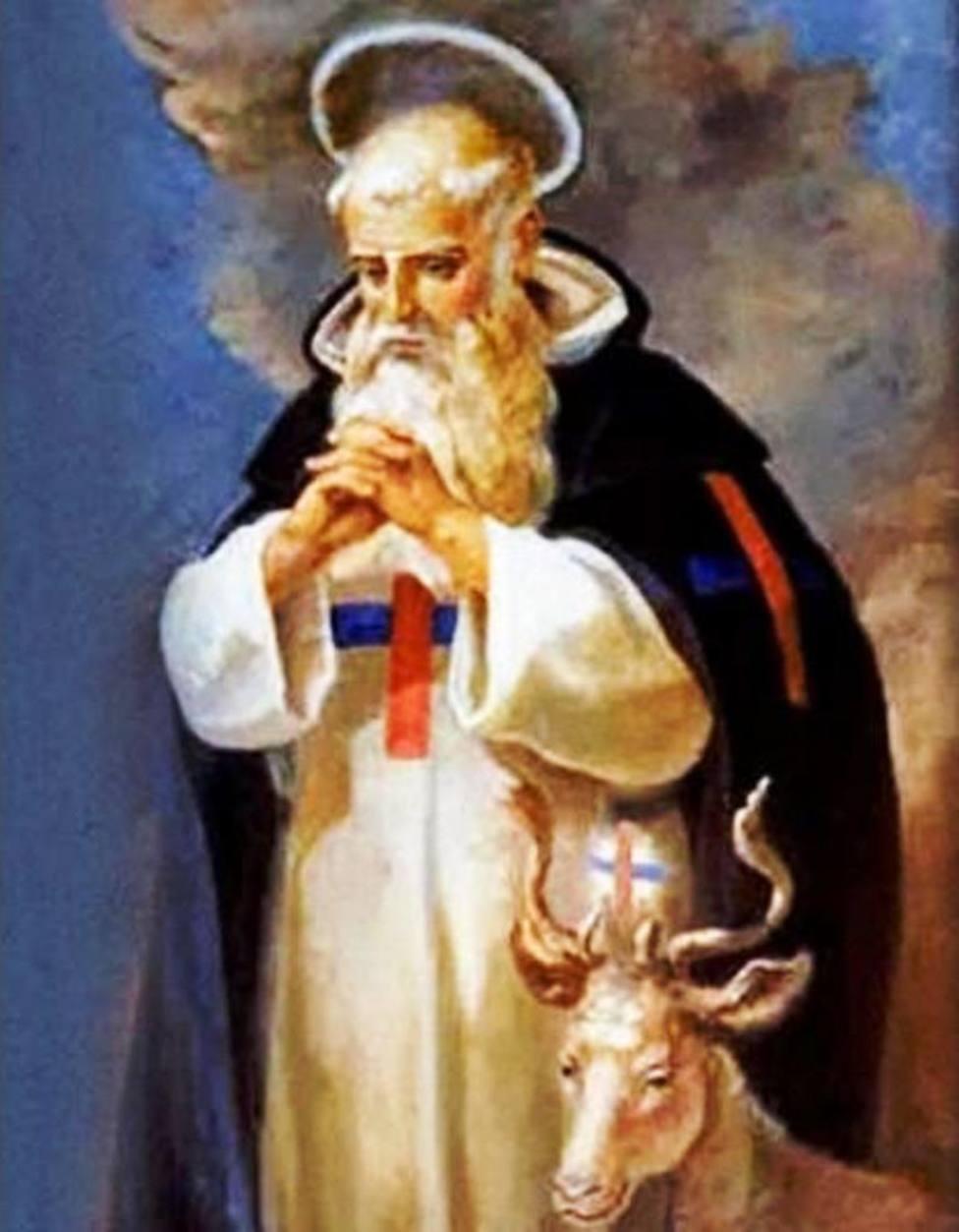 San Felix de Valois: el Santo ermitaño que rescató cautivos