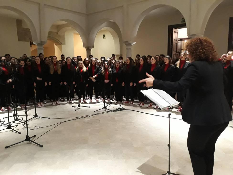 La Coral de Escuela Superior de Artes Escénicas de Málaga actuará de nuevo en el Cervantes.