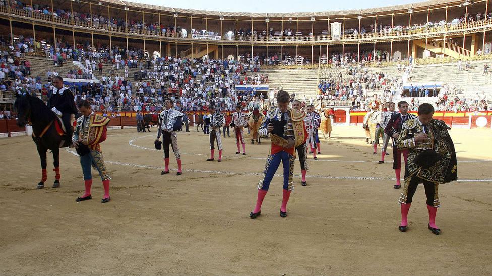 La plaza de toros de Alicante sale a concurso para su gestión a partir de 2020