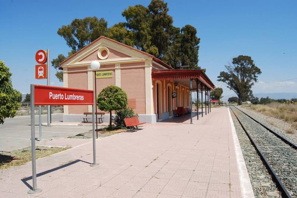 El PP solicitará al Gobierno central la electrificación de la línea ferroviaria Águilas-Lorca-Murcia