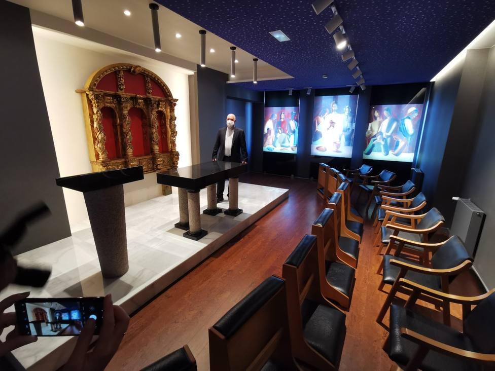 Reforma Seminario - Oratorio