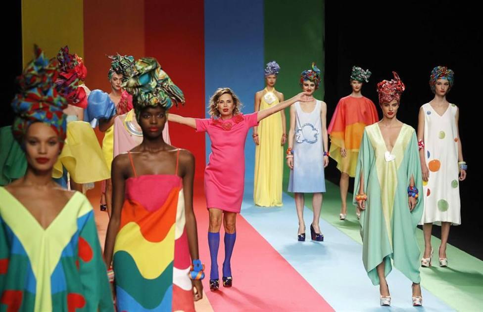 Ágatha Ruiz de la Prada, color y fantasía en tiempos de resistencia