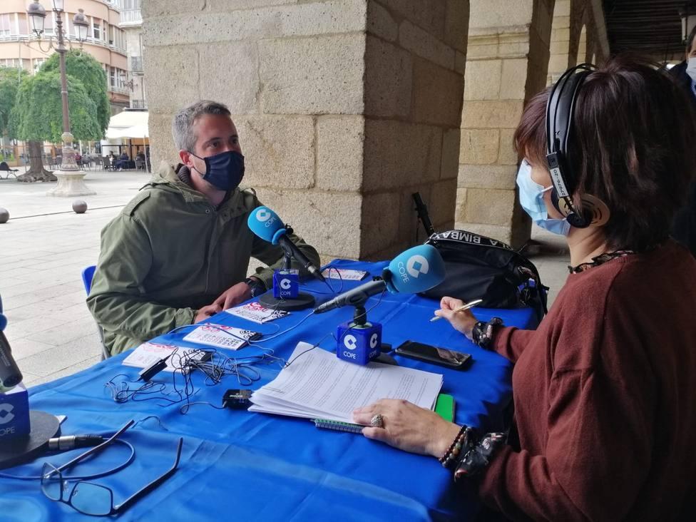 Cope Lugo emite hoy un programa especial con motivo del San Froilán