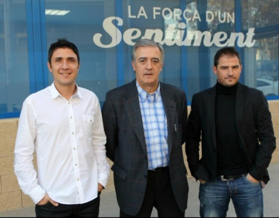 El triste despido de Ángel Morales del Espanyol