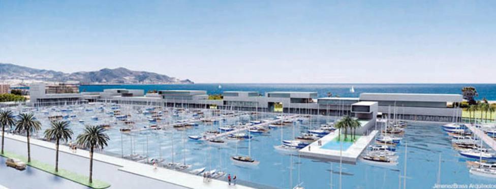 Proyecto Marina Interior de Playa Granada