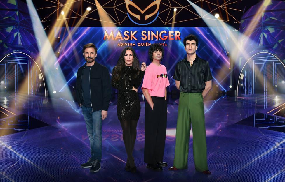 Mask Singer (Atresmedia)