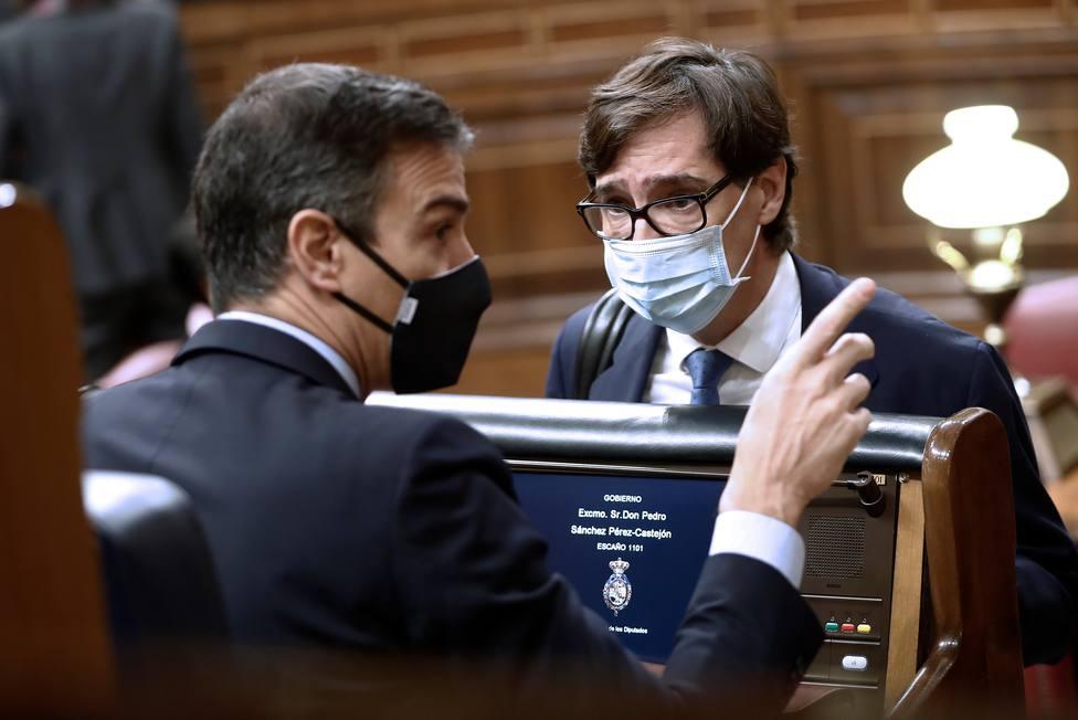 La gestión de la pandemia en España, un Sálvese quien pueda mientras llega el recambio del estado de alarma
