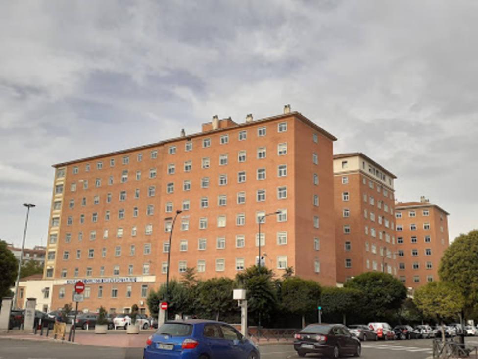 El Edificio Rondilla acogerá los primeros traslados Covid 19
