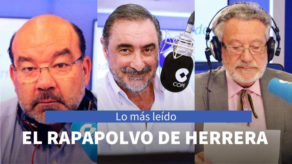 El rapapolvo de Herrera a la sociología electoral, entre lo más leído de este miércoles