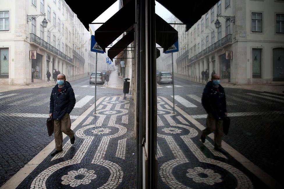 Portugal registra un nuevo máximo de casos por la covid-19 y supera los 200.000 positivos