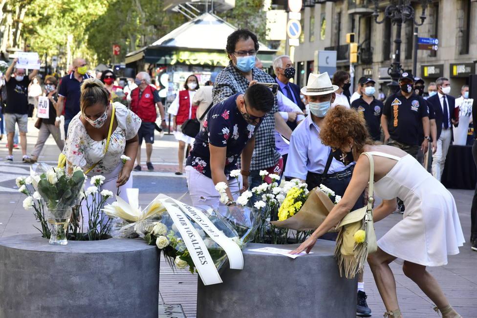 El padre del niño muerto por el atentado en Barcelona: Todos los sentimientos quedaron rotos en La Rambla