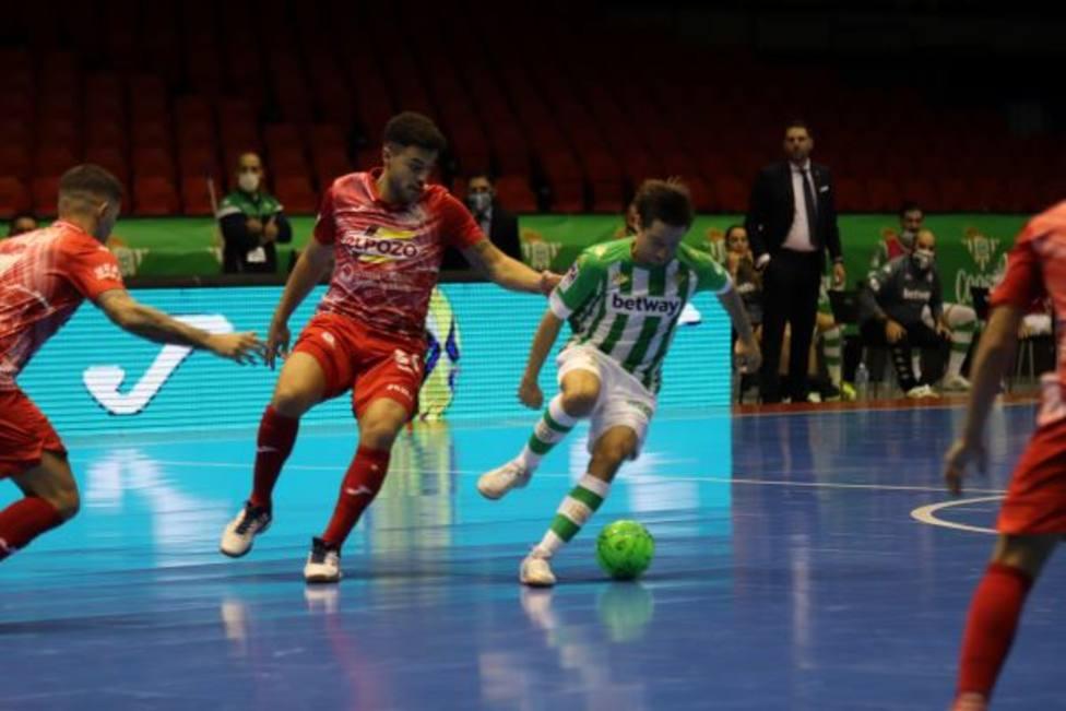 ElPozo Murcia Costa Cálida encuentra su camino en Sevilla (1-4)