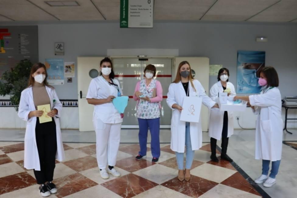 El Hospital de Poniente impulsa un proyecto para humanizar la atención del duelo perinatal