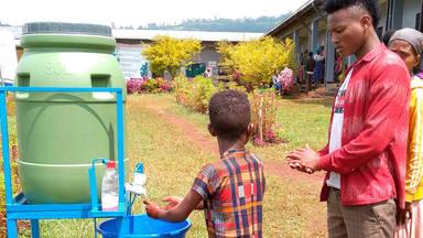 Manos Unidas lanza la campaña A veces el agua no cae del cielo: un bien preciado entre la vida y la muerte