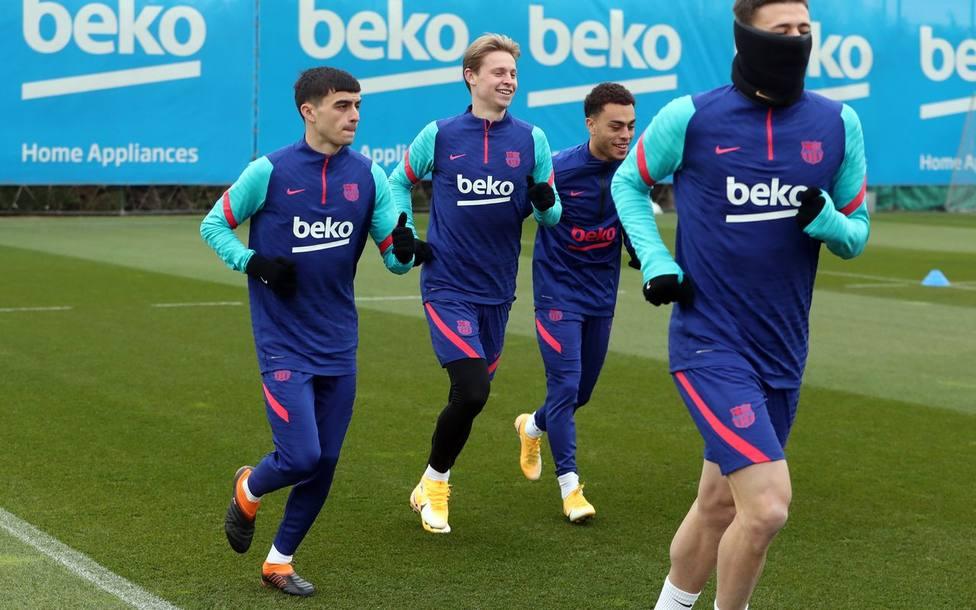 El Barça viaja hoy a Granada pendiente del Filomena