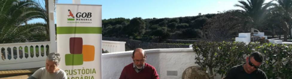 San Juan de Binissaida entra al programa de Custodia Agraria