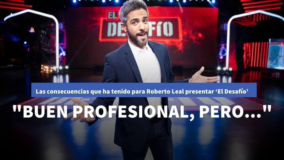"""Las consecuencias que ha tenido para Roberto Leal presentar 'El Desafío': """"Gran profesional, pero..."""""""