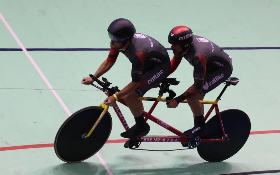 Medalla de oro en pista para el Brócoli Ciclista