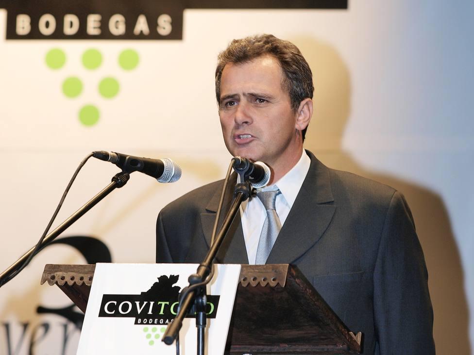 Santos Calvo Presidente de Bodegas Covitoro