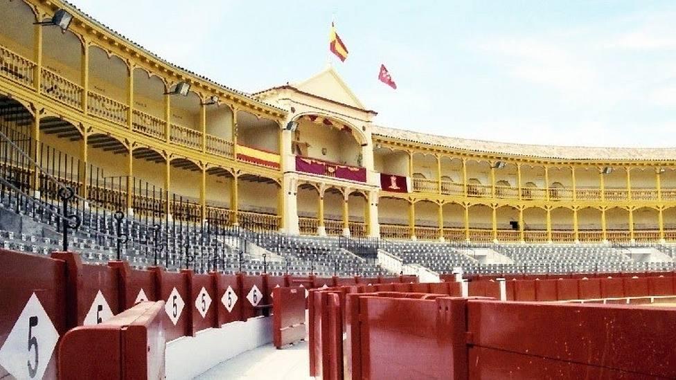 Plaza de toros de Aranjuez (Madrid)