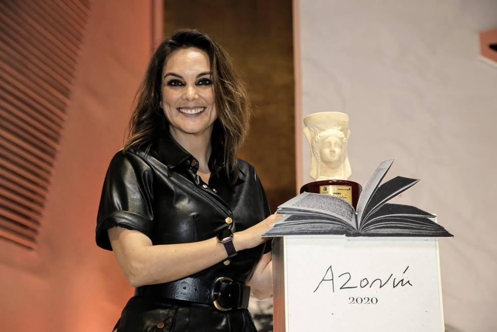 Mónica Carrillo, ganadora de la edición de 2020