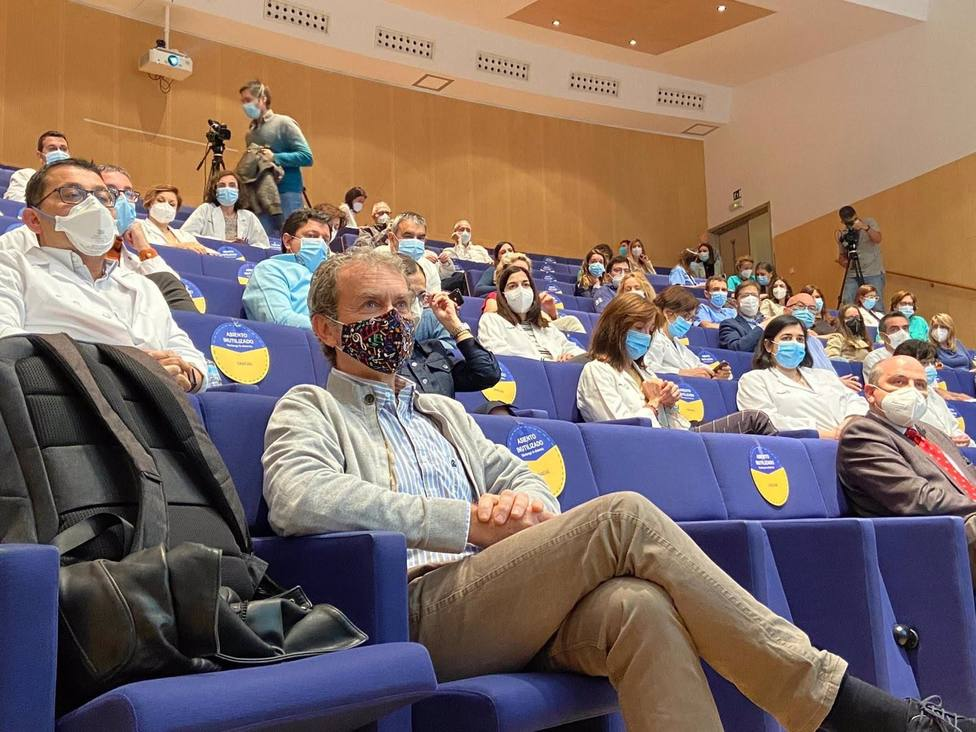 Cvirus.- Simón plantea poder acabar con el virus a final de 2022: Probablemente siga, pero hay opciones de que no pase