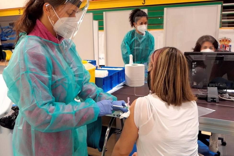Cvirus.- Los menores de 40 años de C-LM empezarán a vacunarse la última semana de junio
