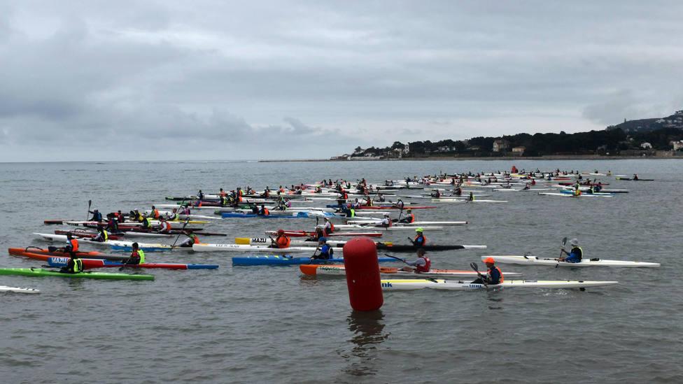 El Costa Tropical de Almuñécar logró plata y bronce en el Nacional de clubes de pesca en kayak