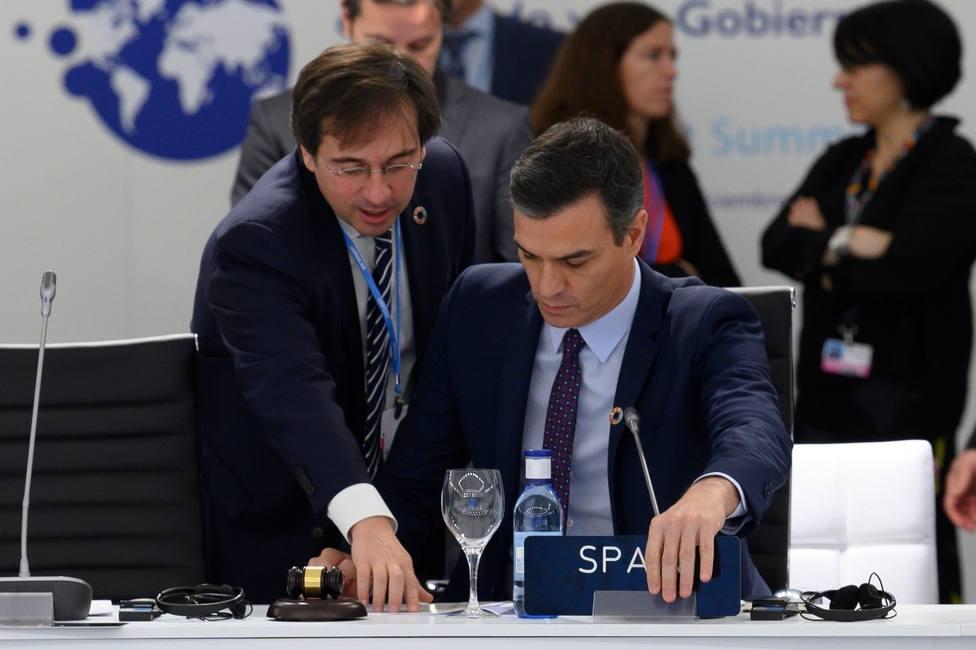 José Manuel Albares sustituirá a González Laya en la cartera de Exteriores