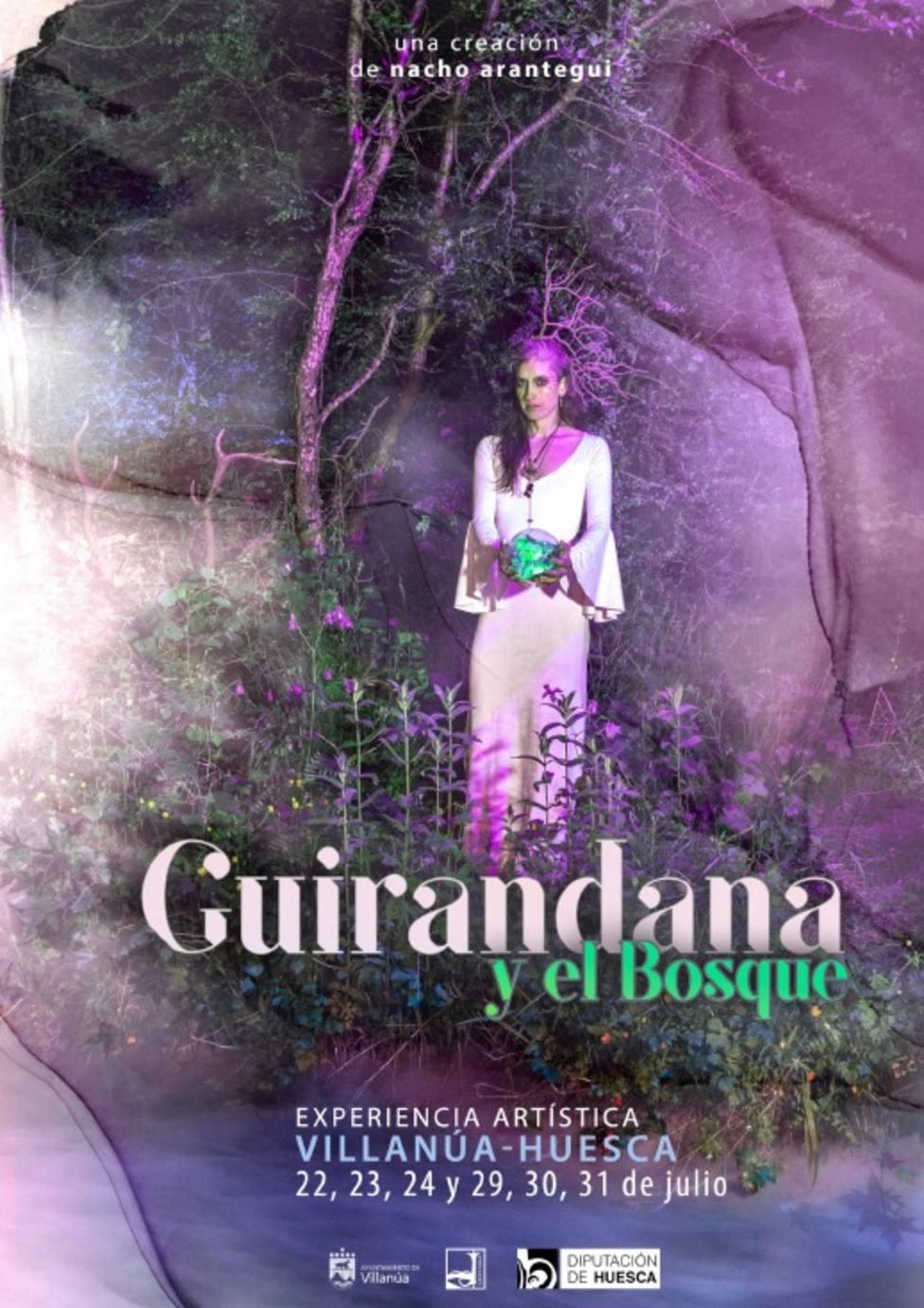 Guirandana y el bosque