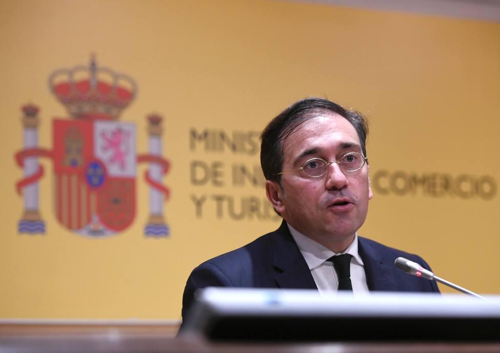 Albares se reunirá con su homólogo marroquí para normalizar las relaciones con el país tras la crisis de Ceuta