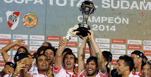 River Plate, campeón de la Copa Sudamericana - Actualidad - COPE