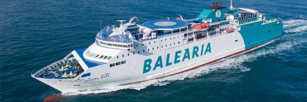 Ciutadella y Alcudia estarán conectadas por barco con siete frecuencias diarias entre junio y agosto