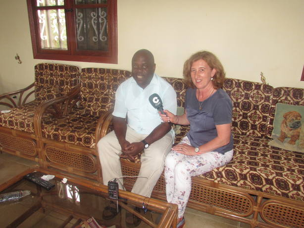 Primero tengo que cambiar yo: la enseñanza de Roberto Okón, un religoso en Guinea Ecuatorial