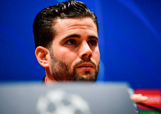 Nacho, en rueda de prensa (EFE)