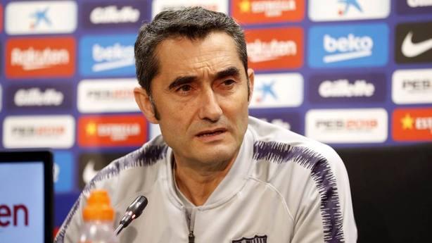 Valverde: No queremos un exceso de confianza porque allí sufrimos mucho