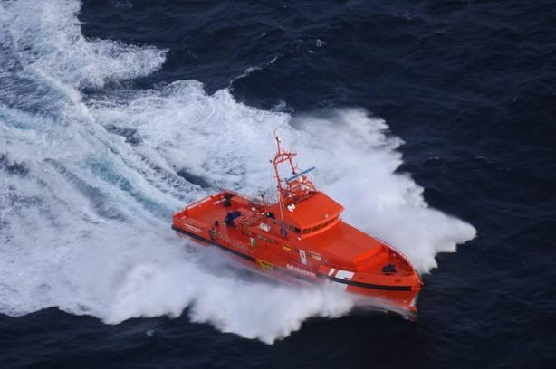 Salvamento Marítimo rescata en el mar de Alborán a 494 personas y las traslada a Málaga y Almería