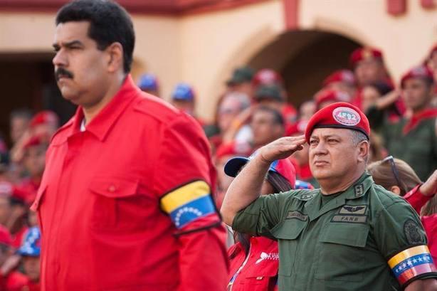 Diosdado Cabello, a Guaidó: Usted no ha escuchado el silbido de una bala cerca