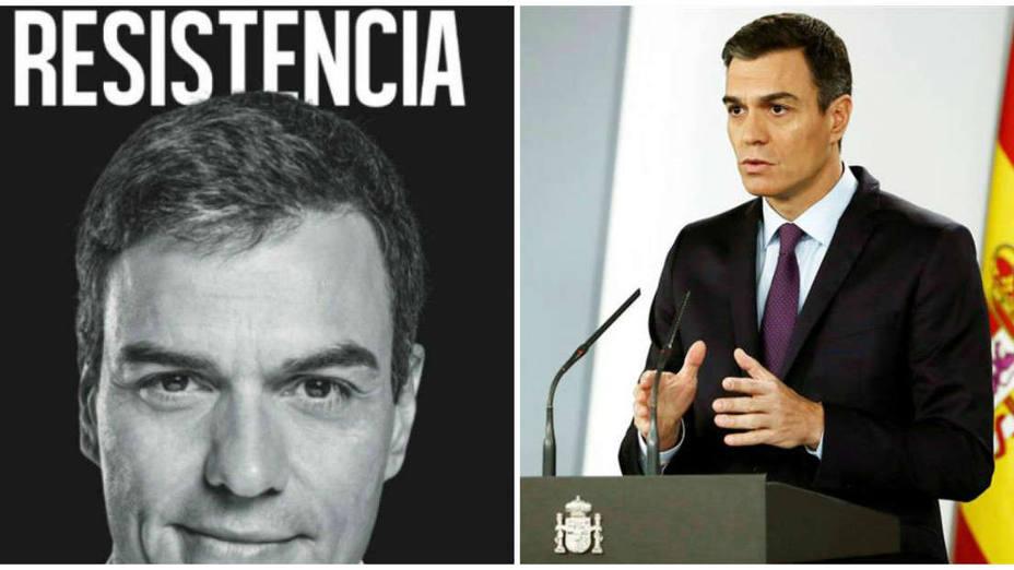 Pedro Sánchez publica libro: Manual de resistencia