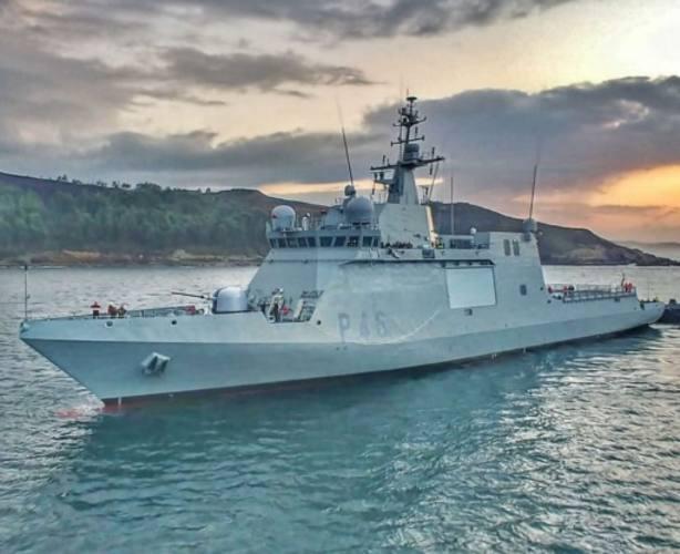 Buque Acción Marítima Furor